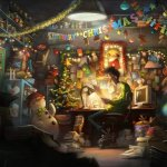 Arthur Christmas film (animation) with Holmfirth Film Festival