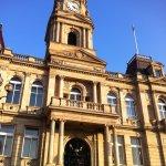 Dewsbury Town Hall Exterior