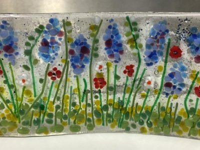 Globe Arts Slaithwaite - Fused Glass Classes (Sept)