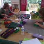 greenfusions rag rug making workshop