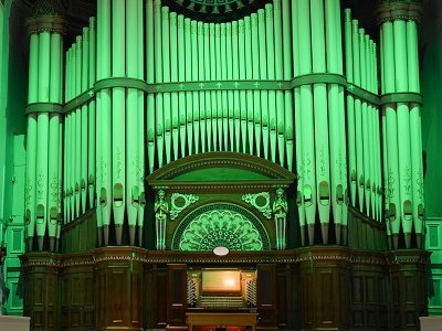 Hallowe'en Themed Organ Concert