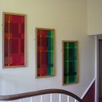 Red & Green Triptych