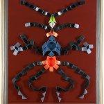 The Ant 112x104cm