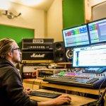 Vibrations Studios Control Room