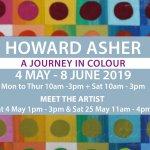 A Journey in Colour, new exhibition at Globe Arts Studio