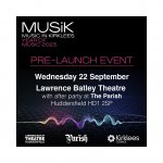 Tickets for the Year of Music 2023 Pre-Launch event