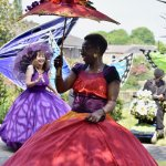 Callaloo PopUp Carnival - well worth waiting for!