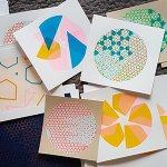 Circle, Line and Geometric Patterns - June