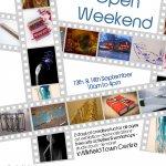 Creative Arts Hub open weekend schedule announced!
