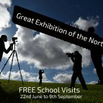 Great Exhibition of the North - Free School Trips