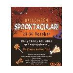 Halloween Spooktacular this half term