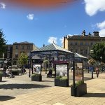 #HEARTyourtown - WOVEN outdoor gallery in Dewsbury