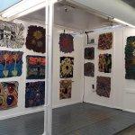 Henry Morris exhibition in Queensgate Market