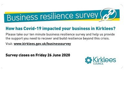 How has Covid-19 impacted your business in Kirklees?