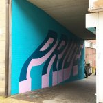Huddersfield BID and Signs by Umberto.