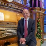 Kirklees' Favourite Organist Gordon Stewart Bows Out