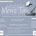 Men's Talk 2 - Workshop dates