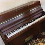 Piano arrives in Queensgate Market