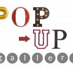 POP UP @ Huddersfield Art Gallery