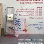 PRACTICEXPERIMENT: an exciting new series of art workshops
