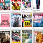 PressReader (digital magazines and newspapers)