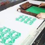 Print Workshop - Intro to: Screen Printing onto Textiles