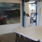 Artist Studio Available at Radiant Works
