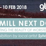 The Mill Next Door - Meet the Artist...