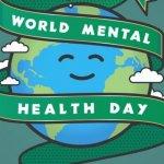 World Mental Health Day - Thursday 10 October
