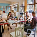 Roselight Studio / art classes and gallery