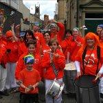 Slick Stick Sambastic / Brazilian Percussion Community Band.