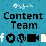 Kirklees Comms Team / content team