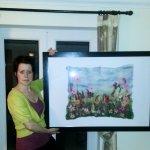 Gemma Shearing Felt Artist / Felt and Fiber Artist.