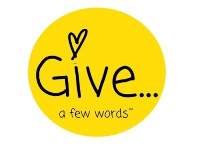 Give...a few words