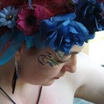 D M Hemming / Novelist / Poet / Knitwear Designer / Textile Artist