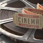 1950s pop-up cinema at Greenway