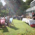 Agatha Christie Birthday Weekend: A Garden Party to Die For