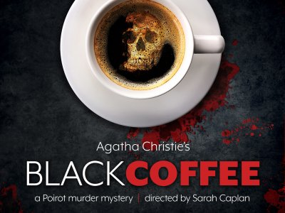 Agatha Christie's Black Coffee (performances Tuesday, Wednesday