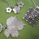 Art Metal Clay Jewellery: two half day classes