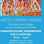 Artist Down Under art exhibition