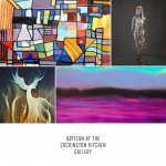 Artizan Artists at the Cockington  Court Kitchen Gallery Preview