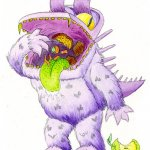 Bonster the Hungry Monster
