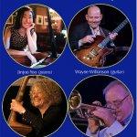 Chris Hodgkins International Quartet