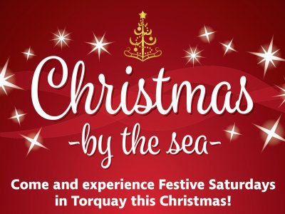 Christmas Beach Party in Torquay