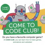 Code Club at Paignton Library