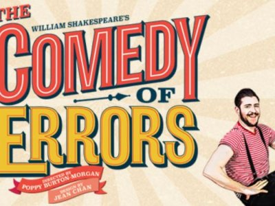 Comedy of Errors - Outdoor Theatre at Torre Abbey Museum