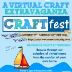 Craftfest June 9th-16th 2012