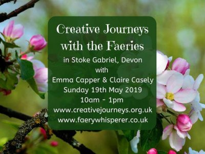 Creative Journeys with the Faeries