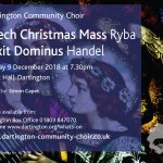 Dartington Community Choir Christmas concert