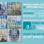 Devon Open Studios 2014 featuring Kim Freeman